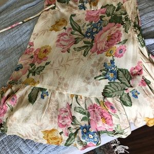 Auguste wrap dress